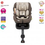 Joie - Scaun auto cu isofix i-Anchor Advance i-SIZE Wheat+ Baza I size