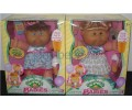 Jakks Pacific - Cabbage Patch Kids -Fun to feed babies