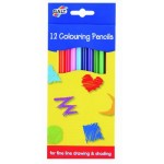 Galt - 12 Creioane de Colorat - 12 Colouring Pencils