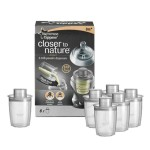 Tommee Tippee - Closer to Nature Doza lapte praf x 6