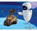 Dino - Wall-e si Eve 48 piese