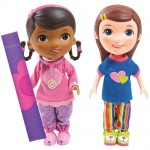 Disney - Figurine Doc and Emmie Slumber Party