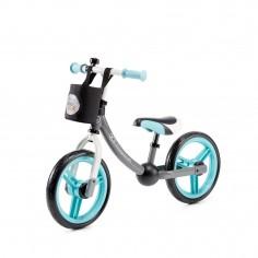 Kinderkraft - Bicicleta fara pedale 2Way Next Turqoise