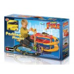 Bburago - STREET FIRE PARKING PLAYSET