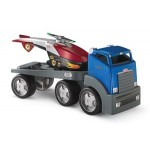 Little Tikes - CAMION TRANSPORT ELICOPTER  6476