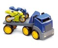 Little Tikes - CAMION TRANSPORT MOTOCICLETE 6661