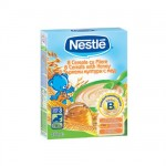 Nestle - 8 Cereale cu Miere 250G