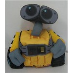 Thinkway Toys - Disney Pixar's Wall-E : Transforming Wall-E Plush