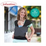 Infantino - Baby Wrap Confort Sync Grey