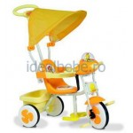 Biemme - BABY CU PARASOLAR YELLOW/ RED