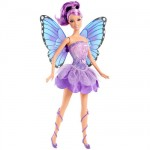 Mattel - Barbie Mariposa Printesa Willa