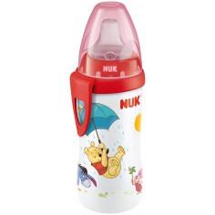 NUK - Biberon PP 300 ml Active Cup,adaptor silicon
