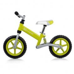 Kinderkraft - Bicicleta fara pedale EVO Green