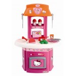 Ecoiffier - Bucatarie Hello Kitty