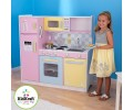 KidKraft - Bucatarie Large Pastel Kitchen