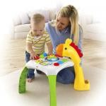 Fisher-Price -  Masuta activitati Animal Friends