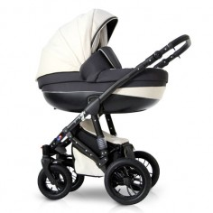 Krausman - Carucior 3 in 1 Contempo Black-Gray