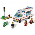 Lego - City - Ambulanta