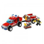 Lego - City - Fire Pick-up Truck