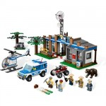 Lego - City - Forest Police Station