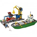 Lego - Build City - Port
