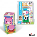 Diset - Sono blocks - Animale
