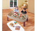 Step2 - Joc trenulet - Deluxe Action Train Table with Lid