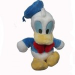 Disney - Mascota Flopsies Donald Duck 25 Cm
