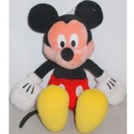 Disney - Mascota din Plus Mickey Mouse 25 cm