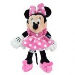 Disney - Mascota din Plus Minnie Mouse 25 cm
