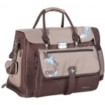 Baby Moov - Geanta multifunctionala free hand brown/blue