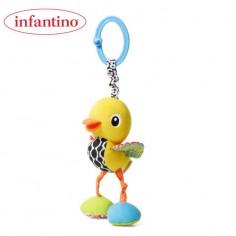 Infantino - Jucarie cu vibratii Duck