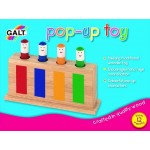 Galt - Jucarie din lemn Pop-Up Toy