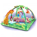Fisher-Price - Rainforest Melodies & Lights Deluxe Gym