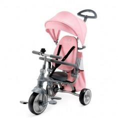 Kinderkraft - Tricicleta 4 in 1 Jazz Pink
