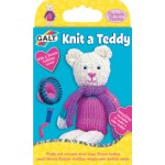 Galt - Kit Ursuletul Teddy - Knit a Teddy