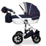 Krausman - Carucior 3 in 1 Jools Eclipse Navy