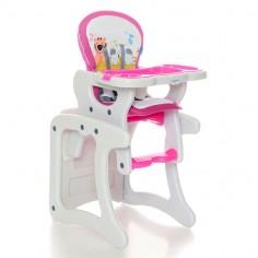 Krausman - Scaun de masa multifunctional Lofty Pink