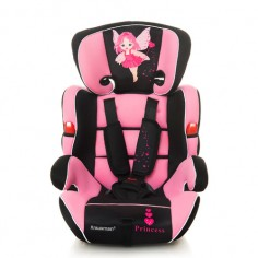Krausman - Scaun auto Kid Love Princess 9-36kg