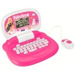 Lexibook - Laptop Barbie 24 Activitati