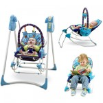 Fisher-Price - Leagan Fisher-Price 3in1 Swing 'n Rocker