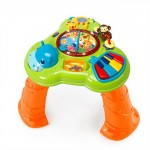 Bright Starts - Masuta interactiva Safari Sounds Musical Learning Table