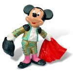 Bullyland - Mickey Mouse toreador