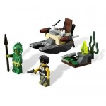 Lego - Monster Fighters - Creatura din Mlastina