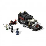 Lego - Monster Fighters - Dricul Vampirului