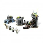 Lego - Monster Fighters - Profesorul Nebun si Monstrul Sau