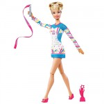 Mattel Barbie I Can Be: Papusa gimnasta