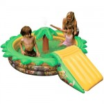 Intex - Piscina cu Tobogan The Lion King