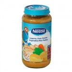 Nestle - Piure Mere si Caise 130G