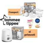 Tomme Tippee - Pompa electrica + incalzitor electric gratuit
